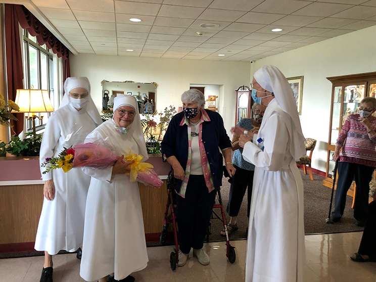 2021-Mother-Maria-Christine-Flowers-presented
